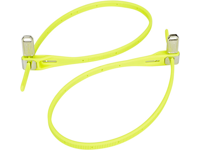 Hiplok Z-LOK Attache de câble, lime